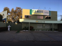 DFS Apoio Empresarial cedeu para a ACEIS, como cortesia na parceria a SANITIZAÇÃO completa do prédio